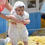 φωτογραφεια βαπτισης στη τηνο
